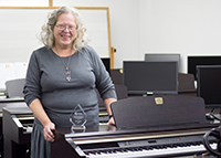 INGER LANGSHOLT Piano CCE Course Instructor