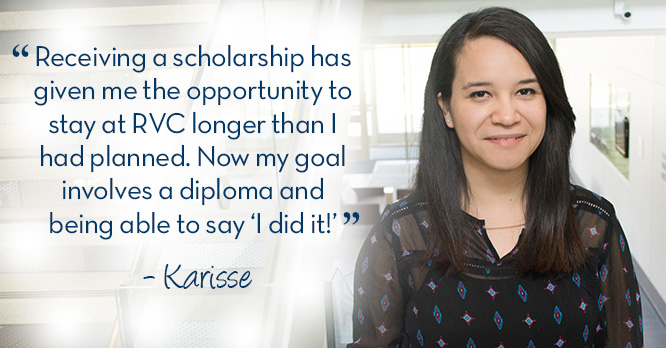 Foundation Scholarship Testimonials