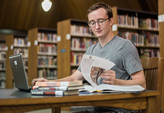 Like to know what's new in the RVC Library? Click the link to see a list of our new books and other formats of materials. The list is updated daily, so check back often!
