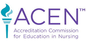 The Accreditation Commission for Education in Nursing (ACEN) Logo