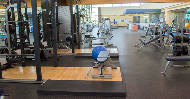 Rock-Valley-College-Fitness-Lab-Weights